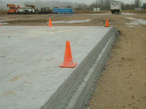 Example of Pavement Design and Construction at Bayport Container Yard in Bayport, Texas