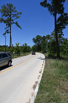 East Memorial Loop Roadway Improvement in Houston, Texas