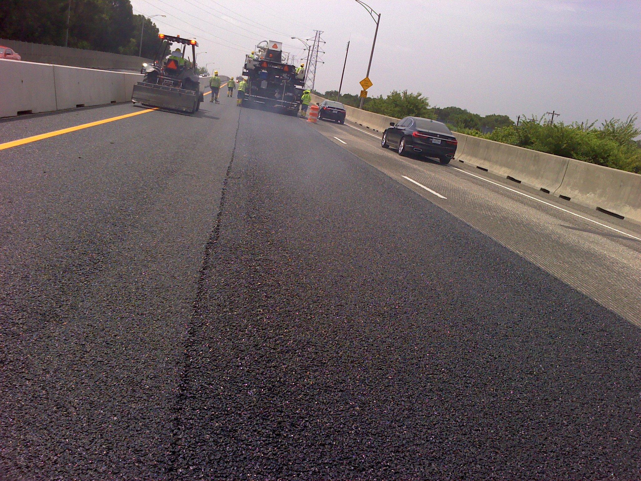 Dallas North Tollway Improvements Image
