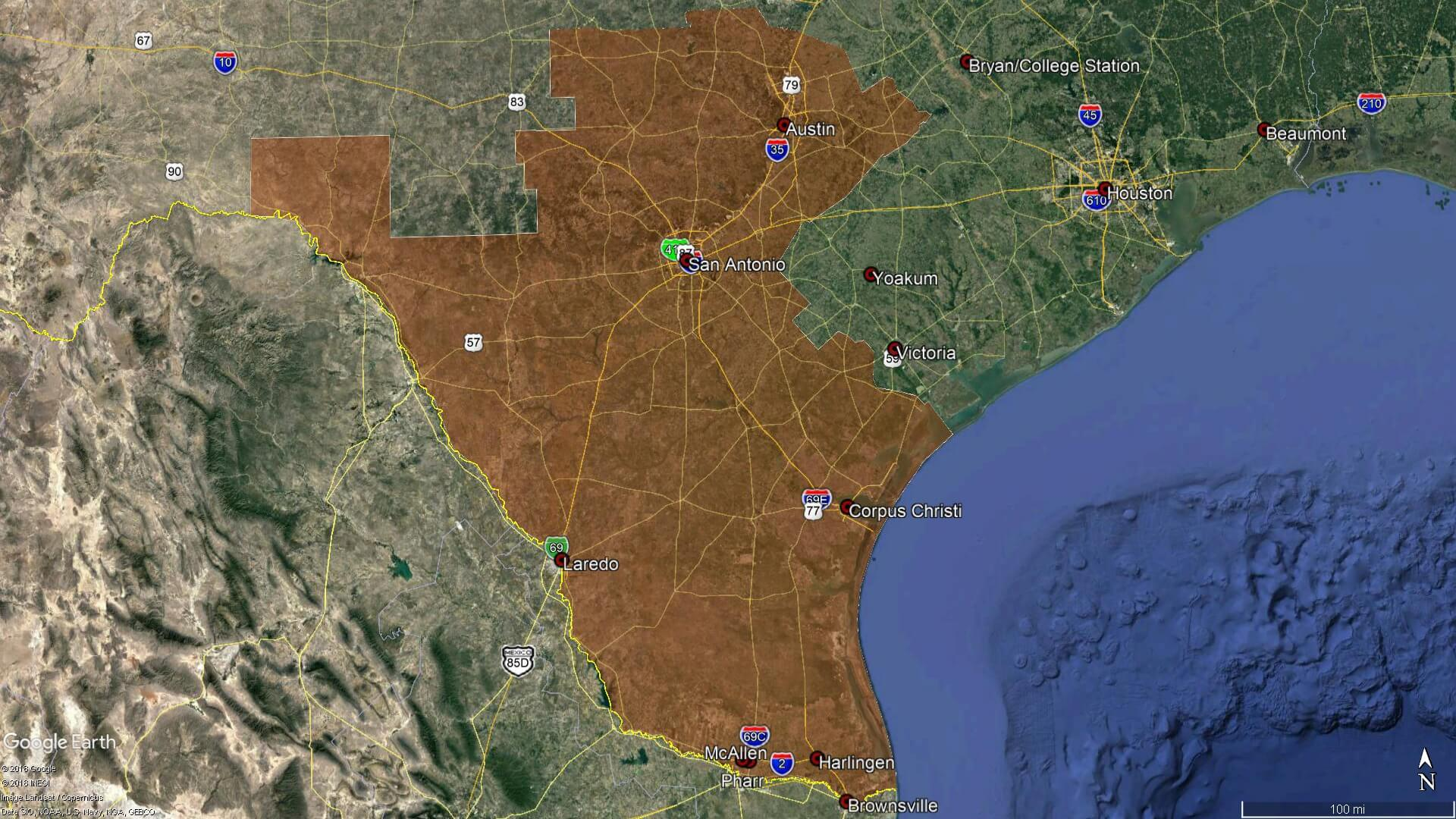 HVJ South Central Texas