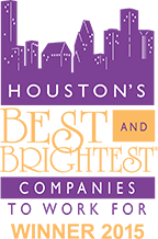 Houston's Best and Brightest Award