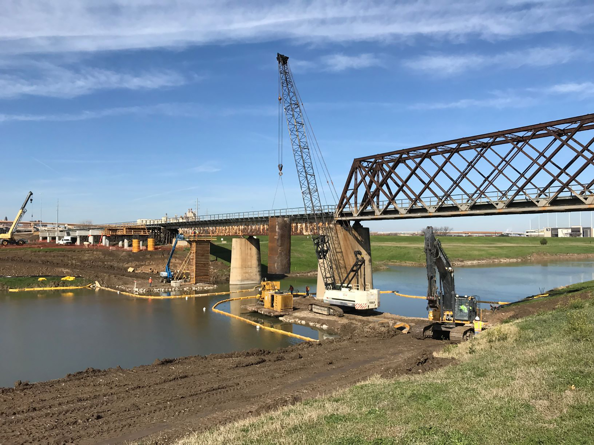 Geotechnical, Bridge Foundation Engineering Project