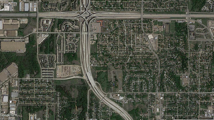 SH 161 Overview Image in Grand Prairie, Texas