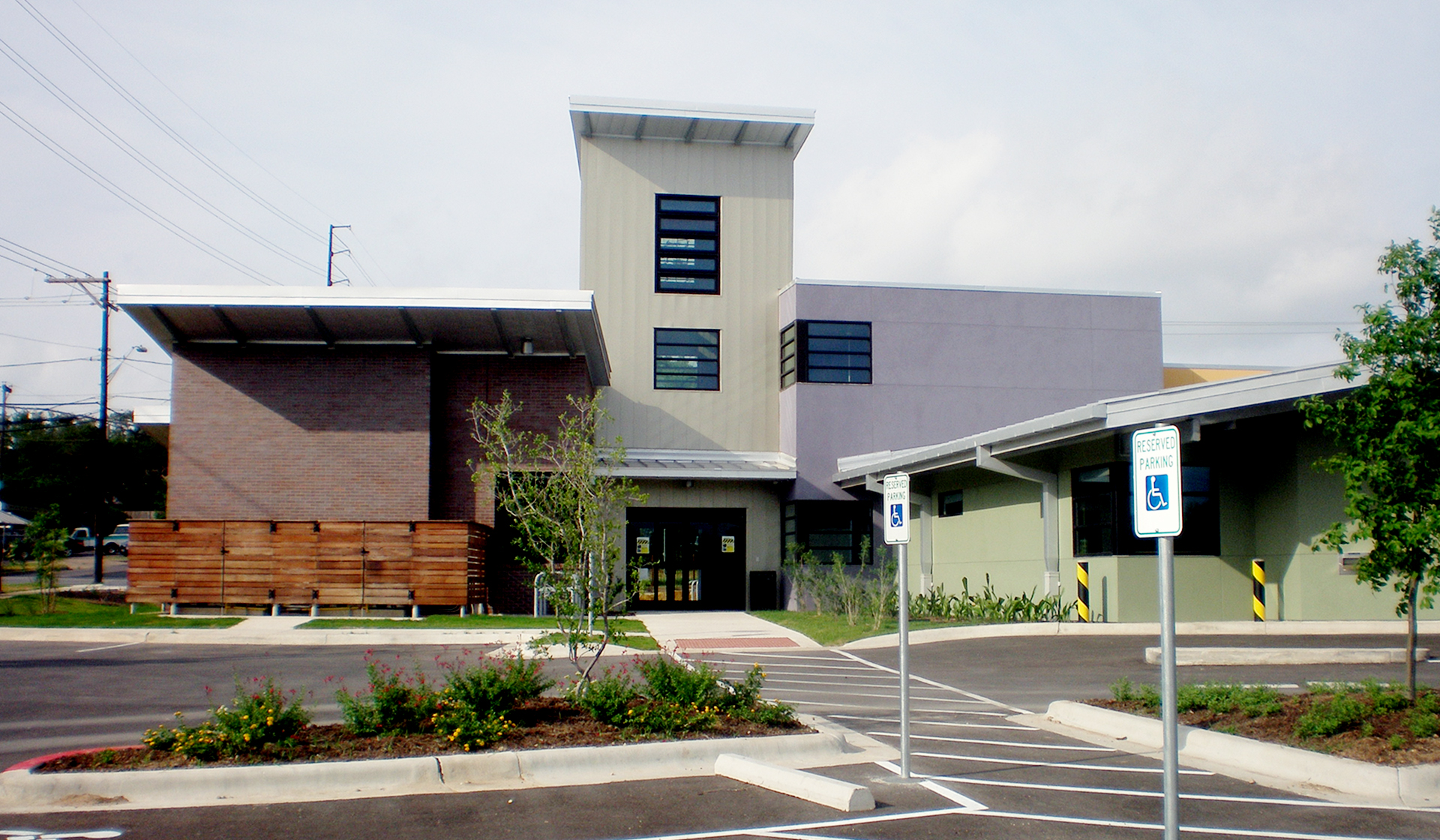 Twin Oaks Library