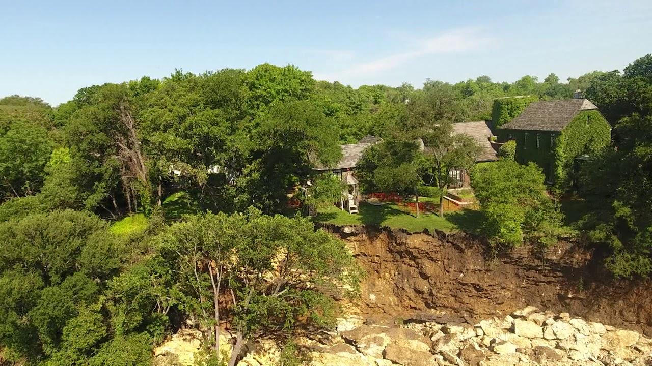 Shoal Creek Landslide Repair Image