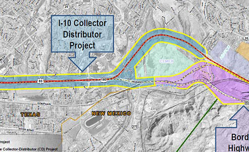 IH10 Collector Distributor Project Image
