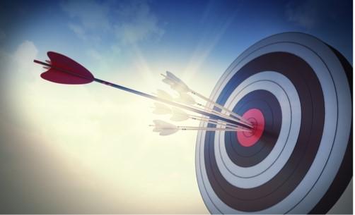 Target - Split Arrow - Project Card