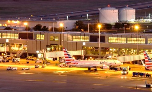 terminal with downtown morning shot-credit Austin Pro Photo