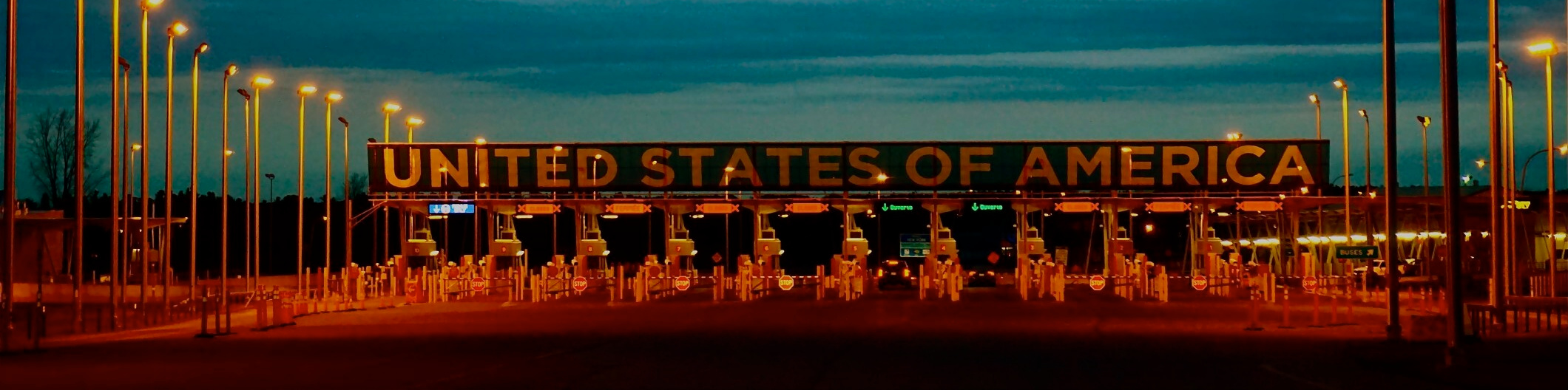 GSA LPOE United States Border Crossing